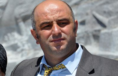 Ali Dere élu président de l'association culturelle turque de Quimper