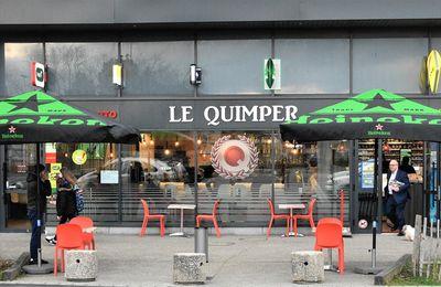 #Le Quimper est ouvert et tout beau