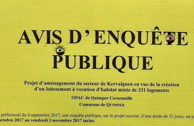331 logements à Kervalguen (Penhars) : une enquête publique du 3 octobre au 3 novembre