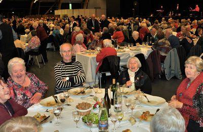 Repas des aînés de Quimper, il reste encore 228 places ! Gratuites !
