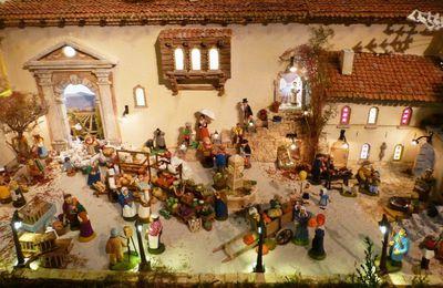 Histoire avec des santons 3ème partie : L'emballement (automne)
