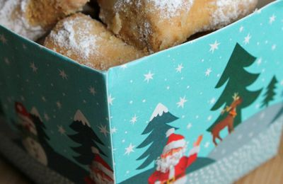 Vanille Kipferl de Christophe Felder – Le must du biscuit de Noël