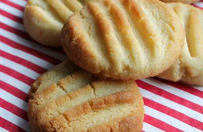 Palets aux amandes – encore des biscuits de Noël