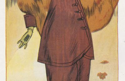 Velours d'automne, octobre 1913