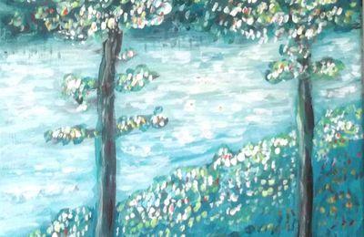 Victorita DUTU peintures - Poèmes Épars, Le site.