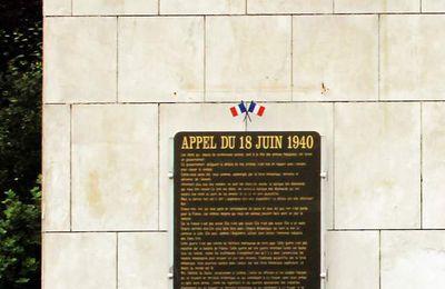 les républicains de la 13eme circonscriptions du Nord (Dunkerque) commémorent l'appel du 18 juin