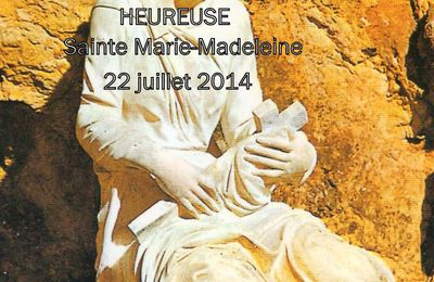 Pour Marie-Madeleine