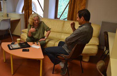 Le jour des amis : Catherine HIEGEL sur SOS MOVIES