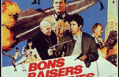 BONS BAISERS D'ATHENES (Escape of Athena)