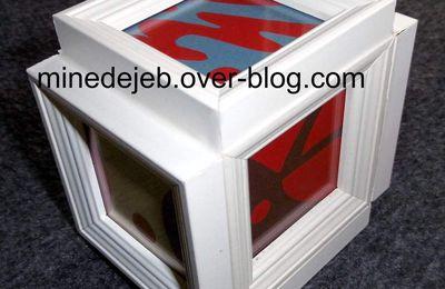 Cube graphique par JEB...