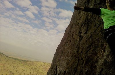 Climbing and Special needs parenting !