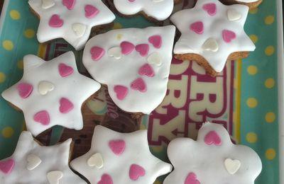 Biscuits sablés bretons décorés