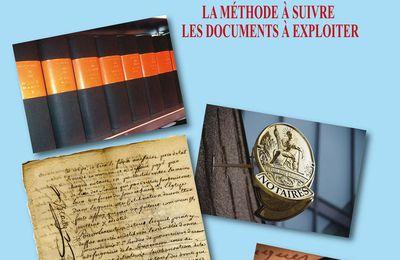 Archives notariales recherche historique et généalogique