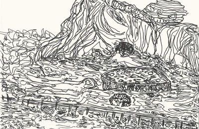 Le dessin du Mercredi 08mars 2017. Un poème de Raymond Queneau