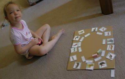 jeu de lecture