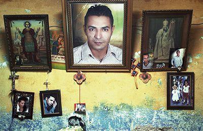 La semaine des martyrs de Gilles Sebhan