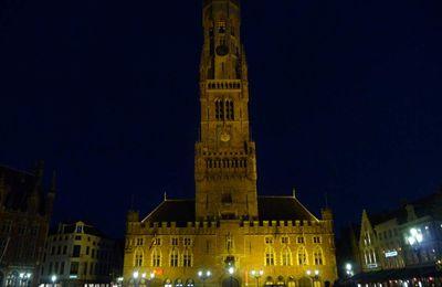 Bruges ou la remontée du temps
