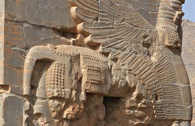 Iran : Persépolis