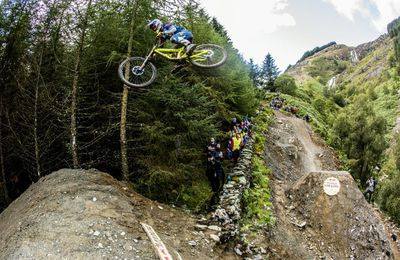 Monstrueuse Red Bull Hardline 2015