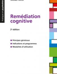Livres - Remédiation cognitive - Nicolas Franck