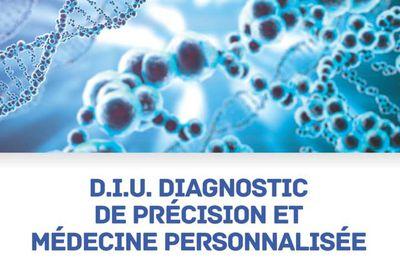 DIU - Diagnostic de précision et médecine personnalisée - 2017-2018