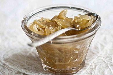 Confiture d'oignons, recette de Raymonde...