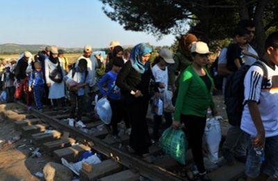 Les Syriens arrivent, les Juifs s'en vont ... Shmuel Trigano