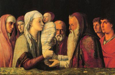 L'origine juive de la Chandeleur, le 2 février, 40 jours après Noël