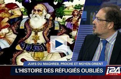 Les réfugiés juifs oubliés par l'histoire