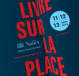 Le Livre sur la place - salon de Nancy
