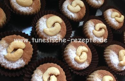 Maamoul mit Cashewkernen