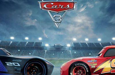 """On a été voir """"Cars 3"""" !"""