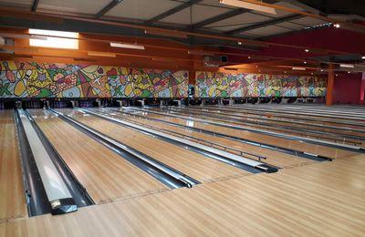 Bowling en famille au Speedpark de Torcy (77) !