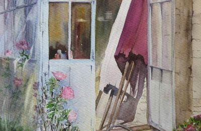 Les parasols...en attendant l'été