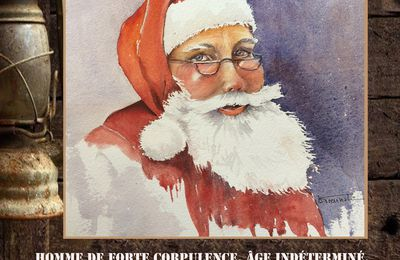 Wanted ! Père Noël...