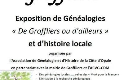 GENEALOGIE...NOS RACINES DE GROFFLIERS ET D'AILLEURS...