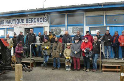 LE CLUB NAUTIQUE BERCKOIS...EST AUX PETITS SOINS DE LA BAIE D'AUTHIE...