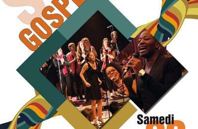 "LET THE SOUL SHINE...DU GOSPEL AVEC ""L'AME STRONG""...LE 23 SEPTEMBRE...à BERCK SUR MER..."