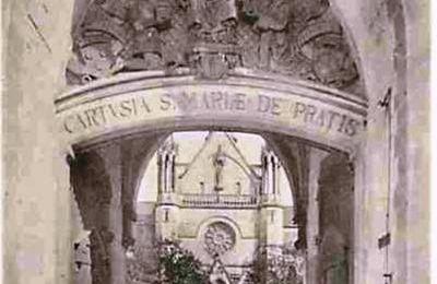 La CHARTREUSE NOTRE-DAME des PRES... du CULTE à la CULTURE...Episode N° 56  et FIN
