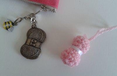Crochet : mini-pelote