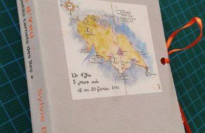 """Un nouveau """"petit carnet des îles""""..."""