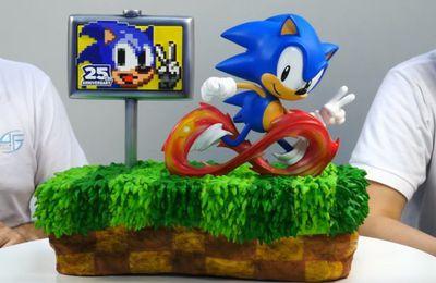 Sonic - La statuette First 4 Figurines