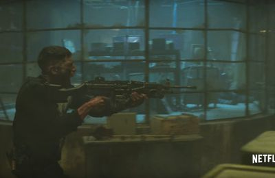The Punisher - Le trailer (2)