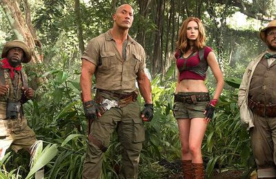 Jumanji 2 - Bienvenue dans la Jungle - Le trailer