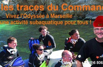 Revivez l'Odyssée du Commandant à Marseille !