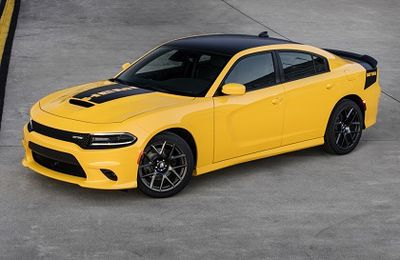 Dodge Charger Daytona 392 2016