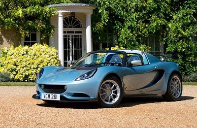 Lotus Elise 250 Special Edition 2016