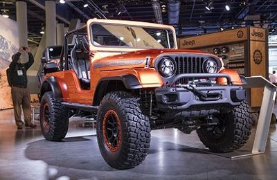 Jeep CJ66 MOPAR 2016