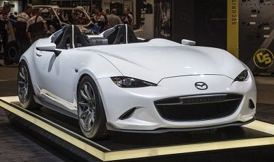 Mazda MX-5 Speedster Evolution 2016