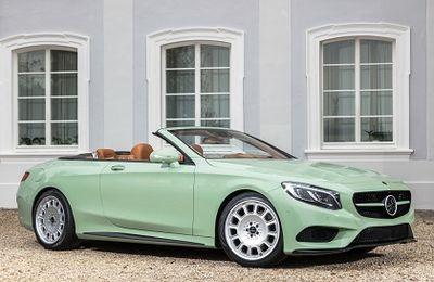 2016 Carlsson - Mercedes Classe S cabriolet Diospyros